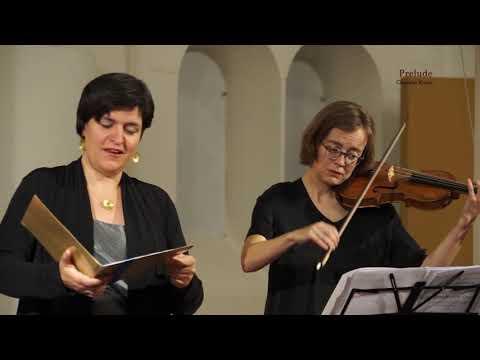 Ensemble Danguy plays Dupuits, Concert Paaskerk Baarn NL September 2018