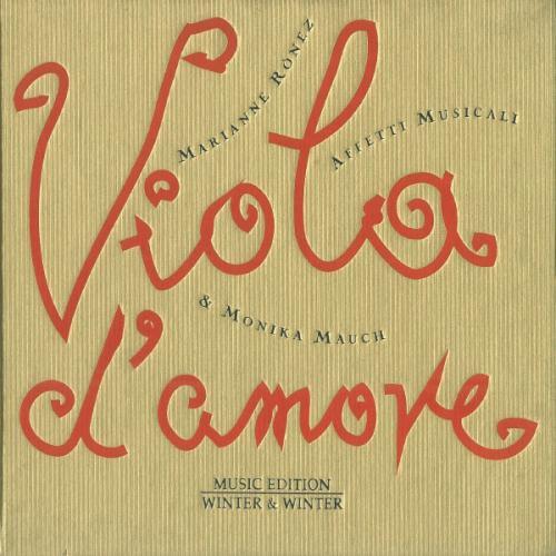 Cover Viola D'Amore