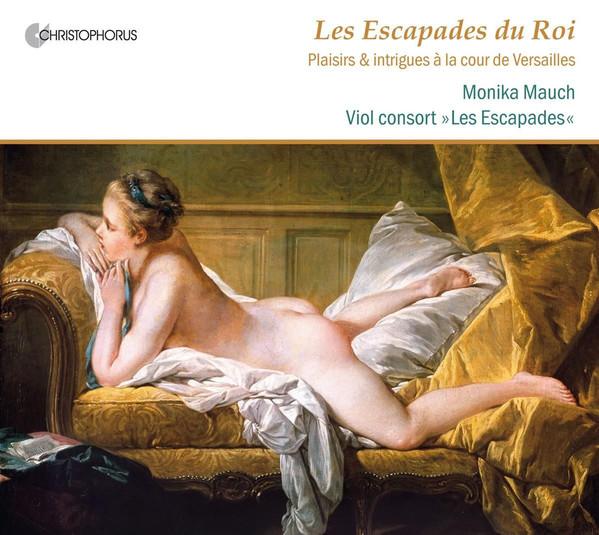Cover Les Escapades Du Roi