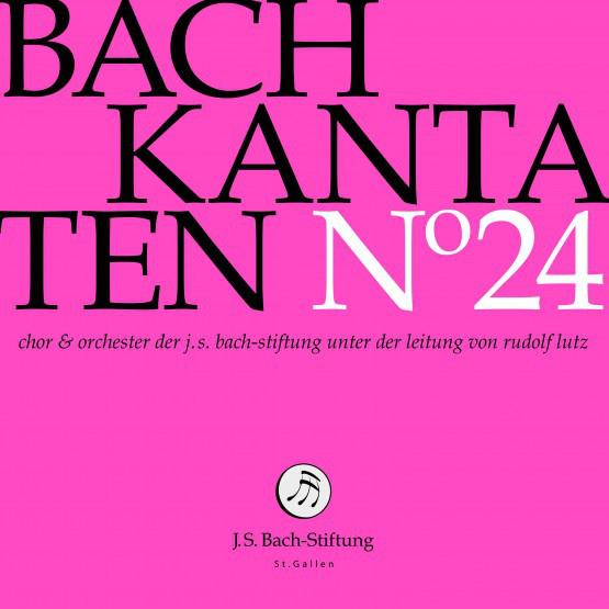 Cover Kantaten N° 24