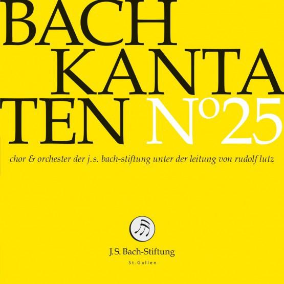 Cover Kantaten N° 25